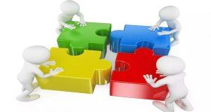 trabajo en equipo integración