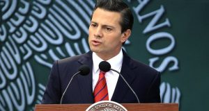 Mensaje de Enrique Peña Nieto a México en VIVO