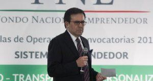 México no aceptará cuotas ni aranceles en TLC, advierte Guajardo