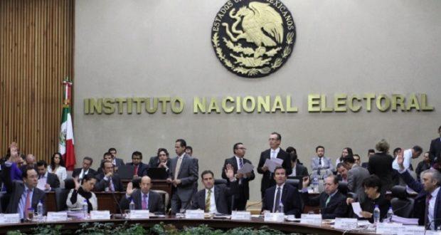 Hay posibilidad de que los partidos donen: INE