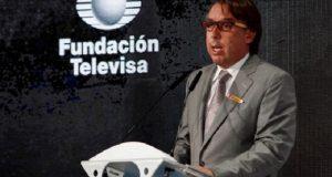Emilio Azcárraga y Ricardo Salinas expresan rechazo al muro y reafirman apoyo a EPN