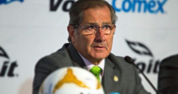 Renunció Edgardo Codesal presidente de la Comisión de Arbitraje del fútbol mexicano
