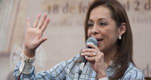 PAN confirma a Josefina Vázquez Mota como candidata en Edomex