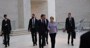 La canciller alemana Angela Merkel destacó este jueves 12 de enero a los 27 miembros de la Unión Europea permanecer juntos ante la salida del Reino Unido. La Unión Europea negocia actualmente el proceso de salida del Reino Unido tras su aprobación del referéndum en junio de 2016, por lo cual la canciller germana declaró que hoy más que nunca deben estar unidos como un bloque comercial funcional.