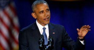 Tuit de despedida de Obama es el más popular de la cuenta oficial de la presidencia