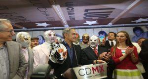 CDMX lucha libre
