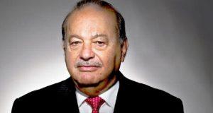 Empresario Carlos Slim Helú