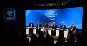 Líderes de mercados emergentes piden desde el WEF de Davos a Donald Trump que no dañe el comercio internacional.