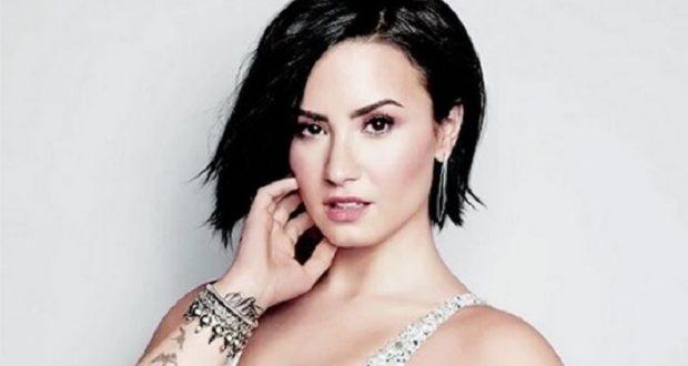 Demi Lovato es la protagonista del primer reto viral del 2017