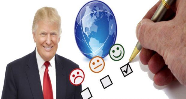 Donald Trump encuesta Ipsos