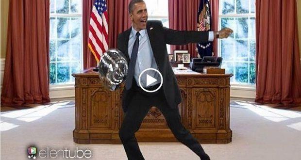 Ellen DeGeneres se despide del mandato de Obama con un emocionante vídeo
