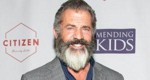 Durante programa de Jimmy Kimmel Mel Gisbson perdió su barba