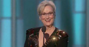 Tras discurso en los Globos de Oro 2017 Donald Trump responde a Meryl Streep