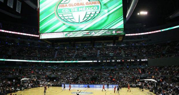 Llega la NBA a la Ciudad de México