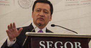 Osorio Chong no participará en la contienda presidencial: Segob