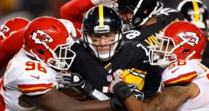 La NFL cambió el horario del juego de los Steelers vs Chiefs por una tormenta
