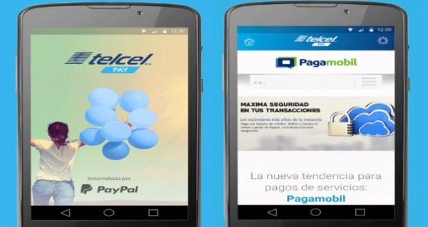 Telcel y PayPal lanzan app de pagos móviles