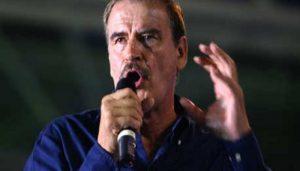 Vicente Fox PRI