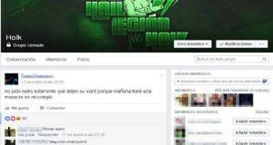 """Supuestos integrantes de""""Legión Holk"""" amenazan con tiroteo en secundaria de Sonora"""