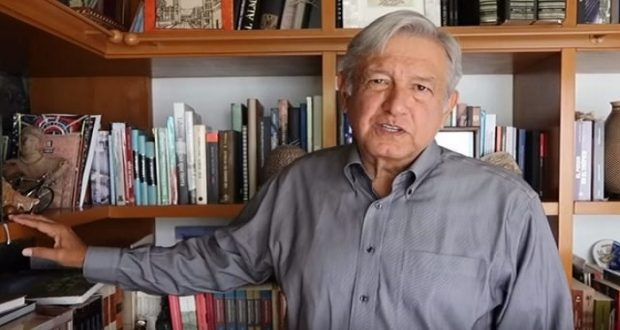 AMLO pide renegociar el TLCAN hasta después de las elecciones