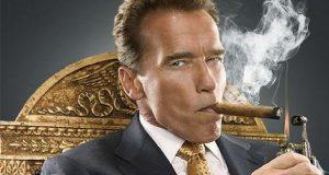 Arnold Schwarzenegger remplazó a Trump en el programa de tv El Aprendiz