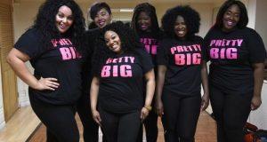 Pretty Big Movement compañía que derriba los estereotipos del cuerpo de un bailarin