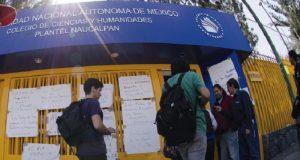 Muere estudiante al ser atendido en la enfermería del CCH Oriente