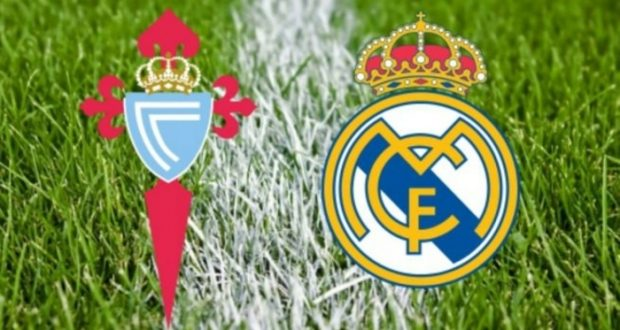 Real Madrid Vs Celta Vigo En Vivo Gratis