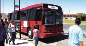 Aumentará a 10 pesos tarifa de transporte público en Ciudad Juárez