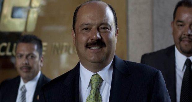 César Duarte presenta denuncia contra corral ante la Fepade