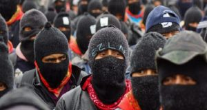 Candidata presidencial indígena se dará a conocer hasta mayo: EZLN