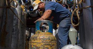 Aumenta el precio de gas LP durante la primera semana de enero