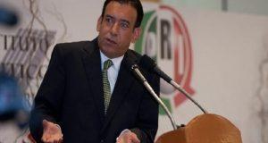 PRI hace oficial expulsión de Humberto Moreira