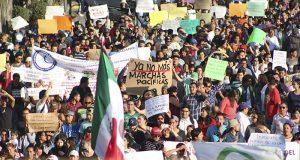 Protestas, bloqueos y enfrentamientos en 28 estados por alza al precio de gasolinas