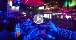 Revelan videos del terror en Playa del Carmen tras tiroteo en el BPM