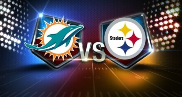 Cortina impenetrable y ofensiva explosiva; Steelers eliminó a Dolphins