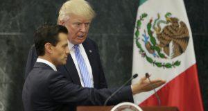 El presidente Enrique Peña Nieto reconoció que México tiene diferencias con el gobierno entrante en EE.UU., y a pesar de que buscará tener una relación cordial aseguró que no pagará el muro. El presidente Enrique Peña Nieto, canceló su reunión con Donald Trump después de que su homólogo estadounidense realizara declaraciones sobre el muro.