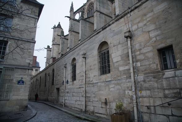 Rue St. Etienne du Mont Europa y el norte de África