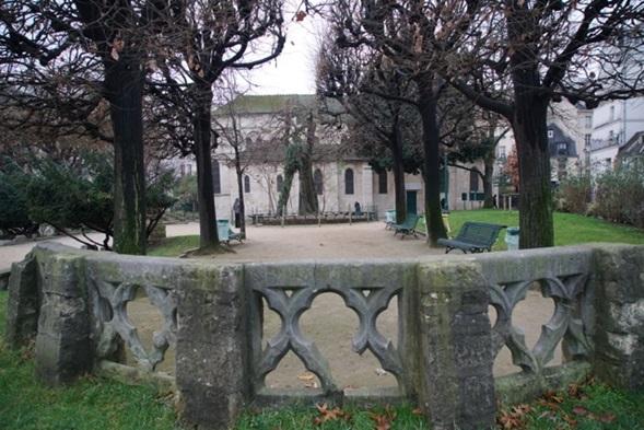 Église Sain Julien-Le Pauvre