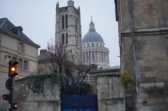 Torre Clovis y Panthéon