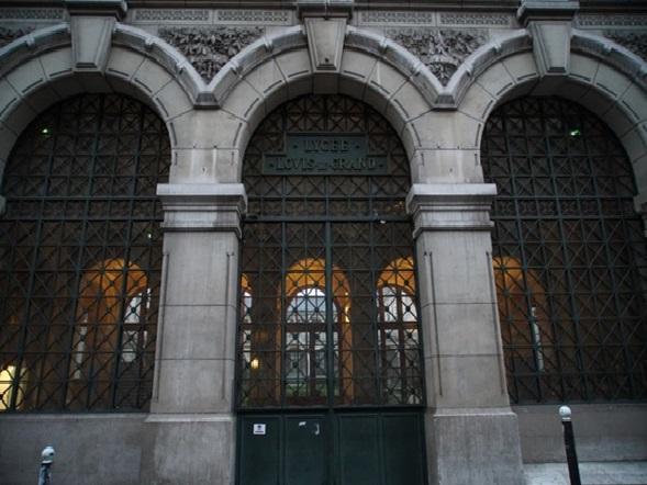 Lycée Louis le Grand (antigua casa de jesuitas)