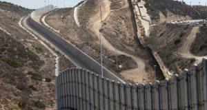 Muro fronterizo México – Estados Unidos