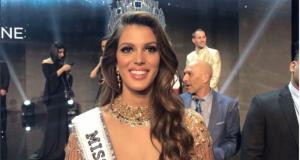 Iris Mittenaere de Francia fue nombrada la nueva Miss Universo.