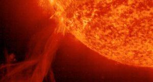 Académico de la UNAM cree factible que una gran tormenta solar ocurra en el 2023