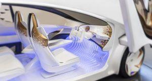 Toyota presenta un vehiculo conceptual manejado con inteligencia artificial