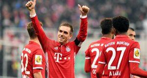 El jugador aleman Philipp Lahm anuncia su retiro del fútbol