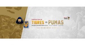 Tigres y Pumas se enfrentarán en el partido de ida de los cuartos de final de la Liga de Campeones Concacaf. El ganador de esta serie se enfrentará en semifinales al ganador de Vancouver Whitecaps vs. New York Red Bulls