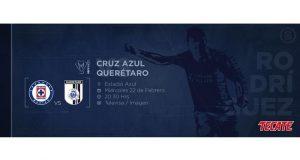 Cruz Azul se enfrentará a los Gallos Blancos de Querétaro en la jornada 5 de la Copa MX Clausura 2017. Querétaro ya tiene asegurada la primera posición del grupo, y Cruz Azul debe ganar para tener posibilidades de avanzar a la siguiente ronda.