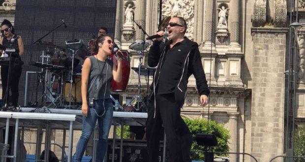 Miguel Bosé en el Zócalo. Concierto gratis en VIDO: Fecha, Horario, dónde ver gratis por Internet