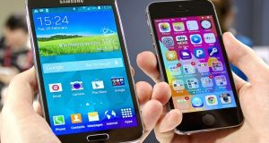iOS y Android son los softwares para celular más usados en el mundo